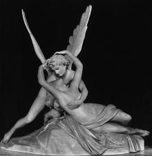 """""""Eros y Psique"""", Canova"""