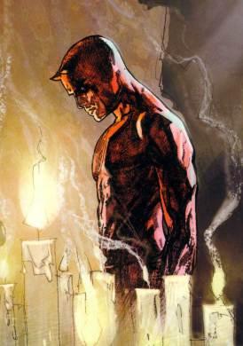 Daredevil interpela a Dios