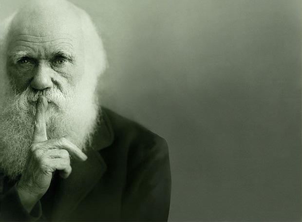 Darwin silence