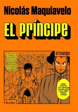 El Príncipe Manga