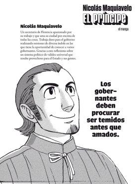 Manga Maquiavelo