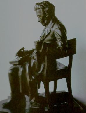 Estatua Kierkegaard