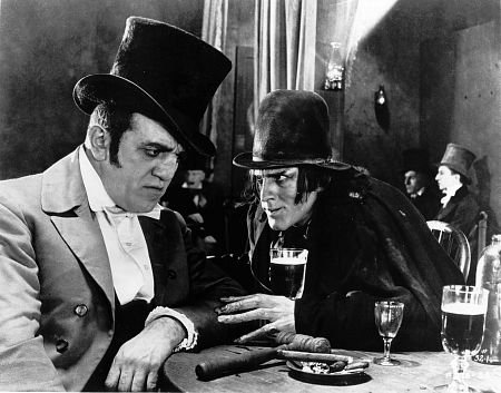 Dr Jekyll and Mr Hyde Barrymore