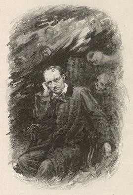 Baudelaire Rochegrosse