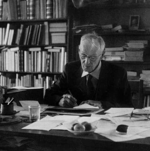 Hermann Hesse despacho