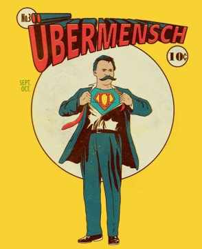 Nietzsche superhombre