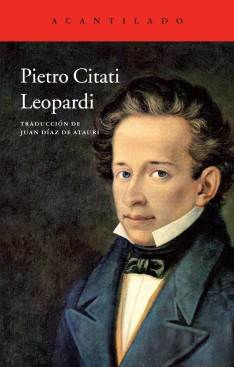 Leopardi - Pietro Citati