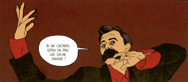 Nietzsche Dios