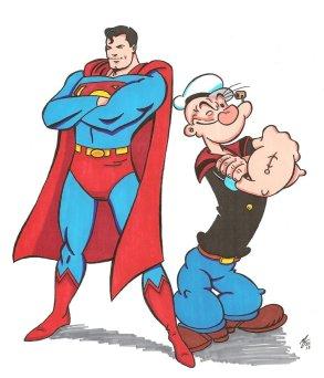Popeye Superman