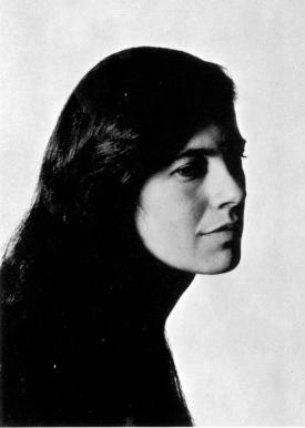 Susan Sontag retrato