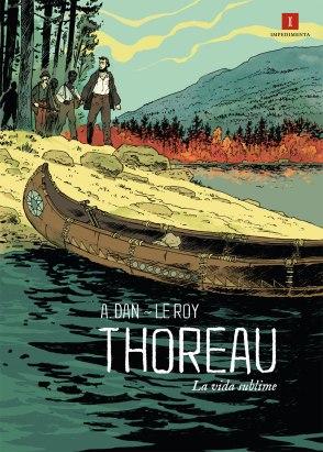 Thoreau cómic Impedimenta