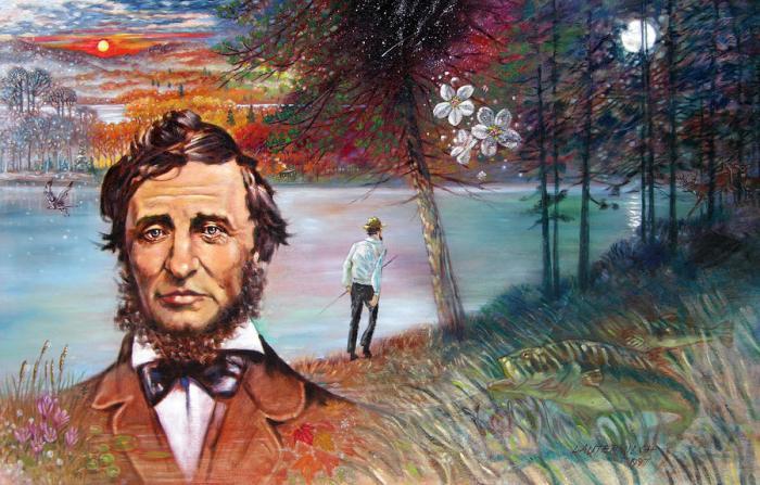 Thoreau John Lautermilch