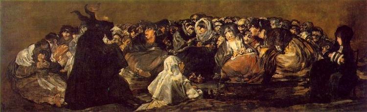 Goya Aquelarre
