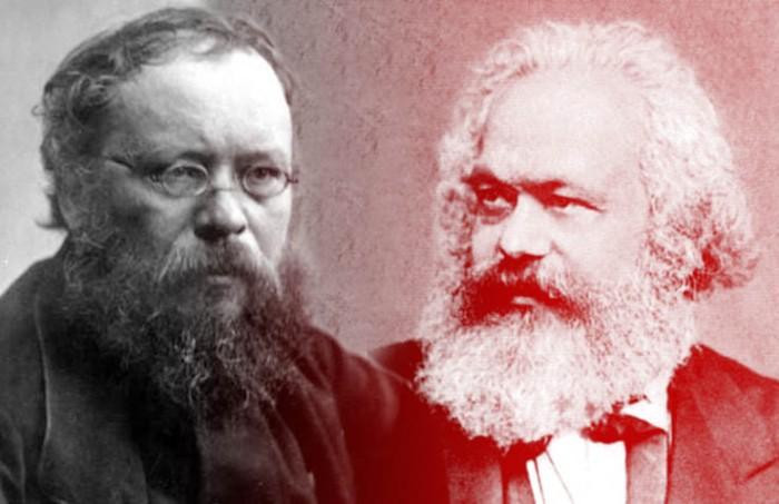 Marx Proudhon