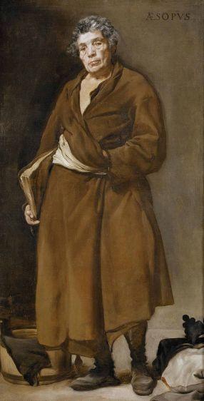 Velázquez Esopo