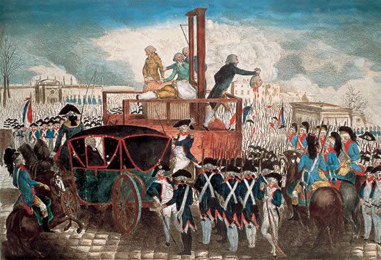 1789 Revolución Francesa