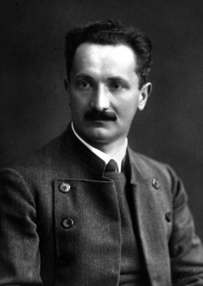 Heidegger joven