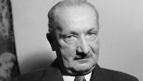 Heidegger maduro