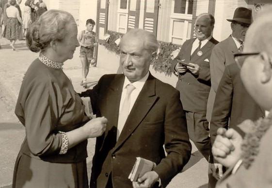 Heidegger recoge premio