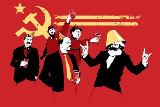 Izquierda fiesta
