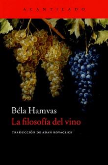 Filosofía del vino