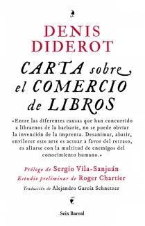 Carta Diderot libros