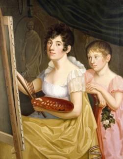 Johanna y Adele Schopenhauer