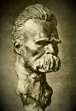Busto Nietzsche