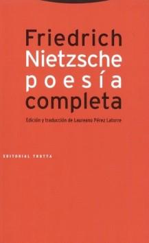 Nietzsche poesía completa