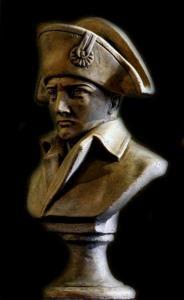 napoleon-bonaparte busto