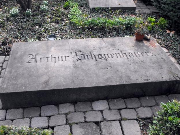 Schopenhauer tumba