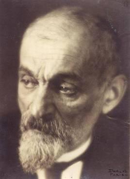 Shestov retrato