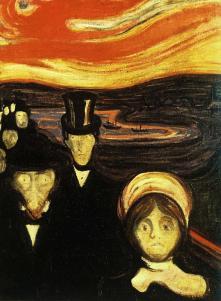 Angustia Munch