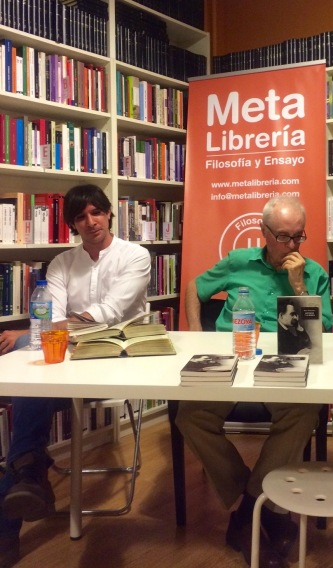 Carlos Javier González Serrano Blas Matamoro