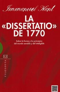 kant dissertatio