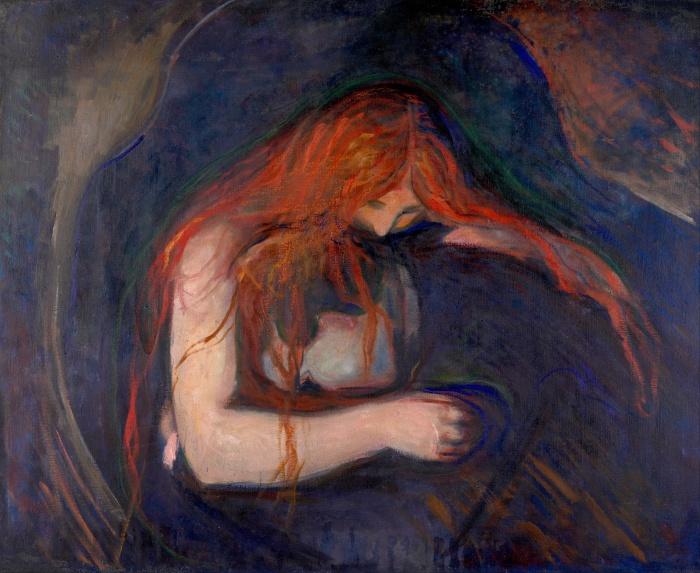 Vampiro Munch
