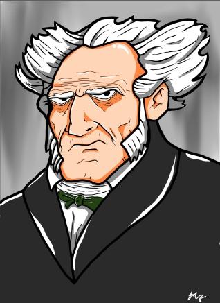 schopenhauer comic