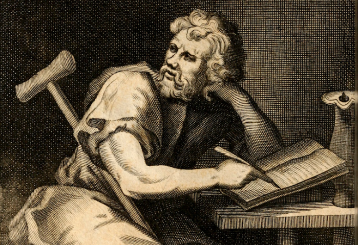 Epicteto escritorio