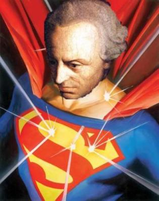Kant Superman