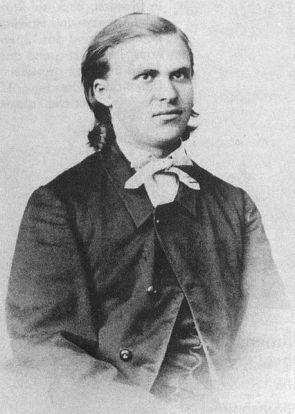 Nietzsche joven