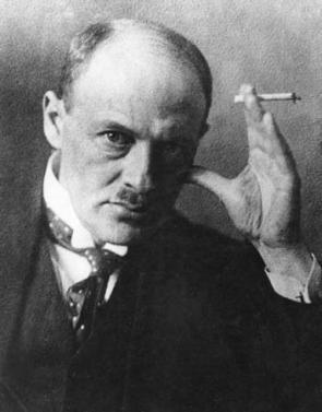Max Scheler fuma