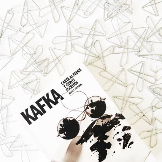 Carta al padre Kafka
