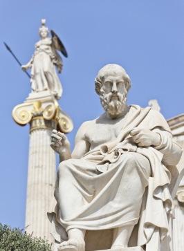 Platón Atenea