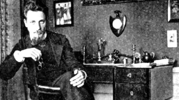 Rilke escritorio