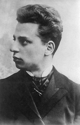 Rilke joven