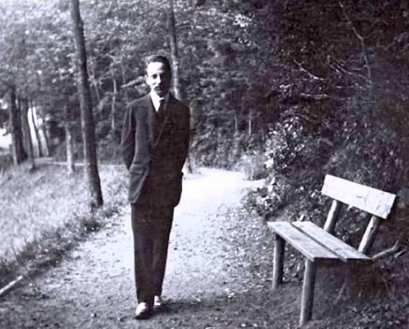 Rilke paseo