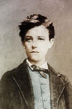 Rimbaud niño