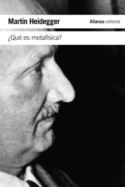 Heidegger metafísica Alianza