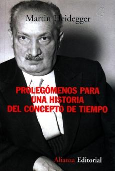 Prolegómenos Heidegger