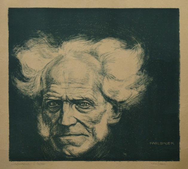 Schopenhauer Karl Bauer